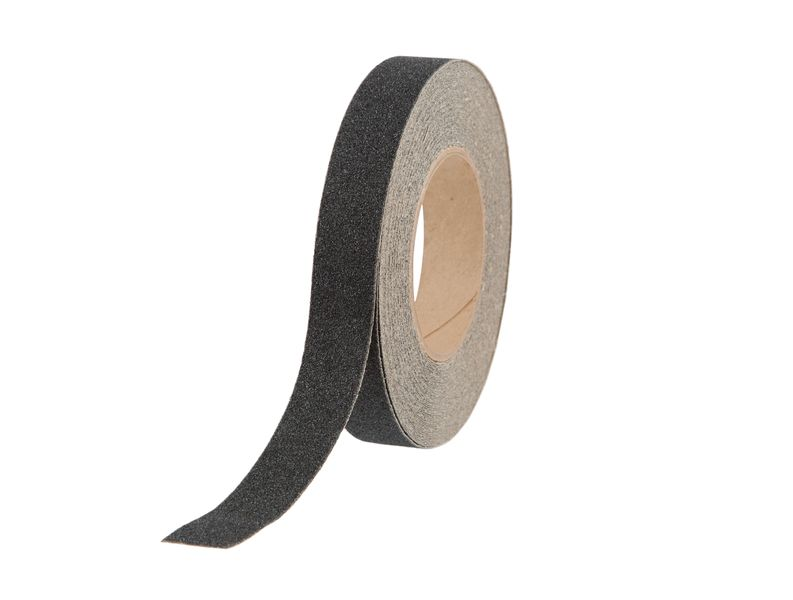 Safe step anti-slip tape 25 mm x 18.25 metre