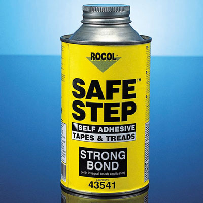 500ml can of safe step primer for