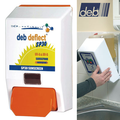 Deb orange pure 2 ltr cartridge