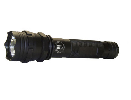 Tactical rechargeable led flashlight