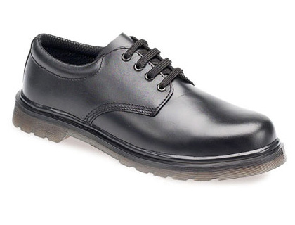 Safety footwear - Air cushion safety shoes black 10