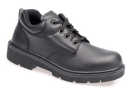 Safety footwear - Non-metallic composite shoe black 10