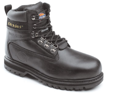 Centurion safety boots black S Smallize 11