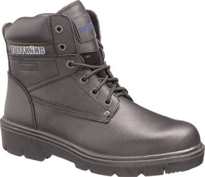 Safety footwear - Black safety boot 3