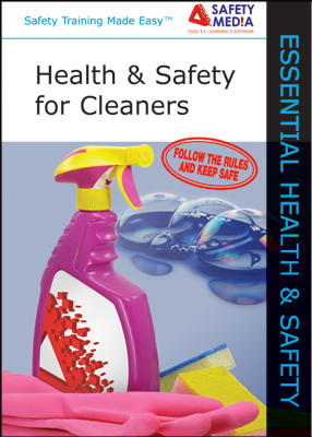 H&s for cleaners booklets pack 10