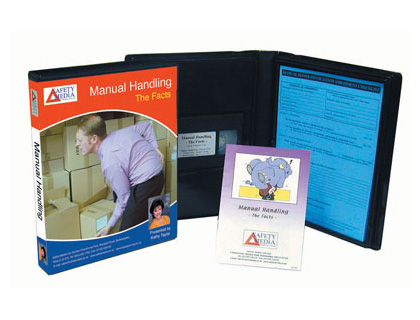 Manual handling DVD in 20 languages