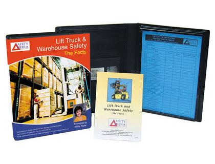 Lift truck & warehouse safety DVD
