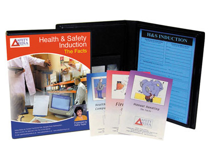Health & safety induction DVD