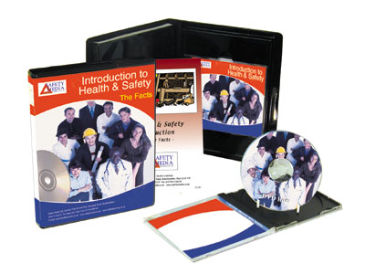 Introduction to health & safety DVD in