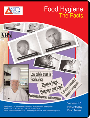 Food hygiene DVD in 20 languages