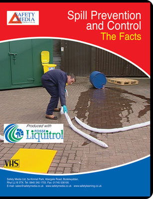 Spill awareness and control DVD