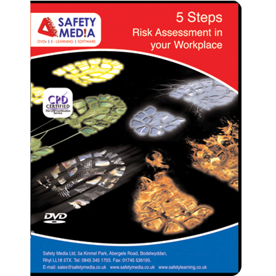 5 steps risk assessment DVD