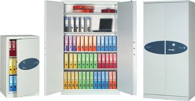1240 x 670 x 525 fire resistant cupboards