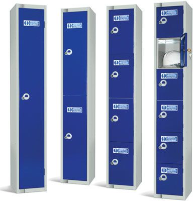 1 compartment locker PPE 1800 x 300 x 300 mm