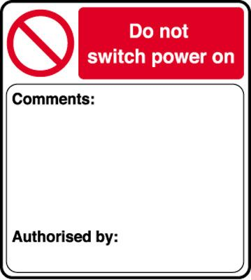 50 x 45 do not switch power on