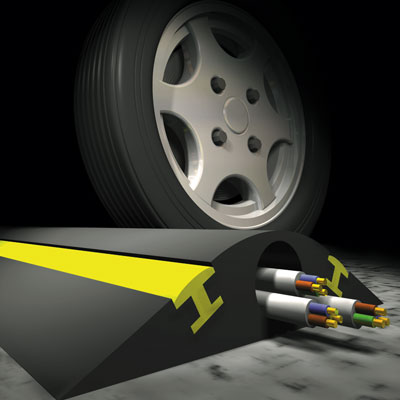 130 x 30 x 450 traffic calming cable