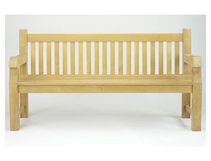 Traditional bench seat