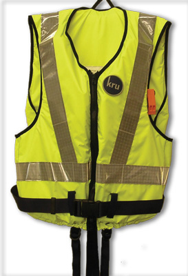 Waterside equipment - Hi-vis buoyancy aid 31 39ins chest