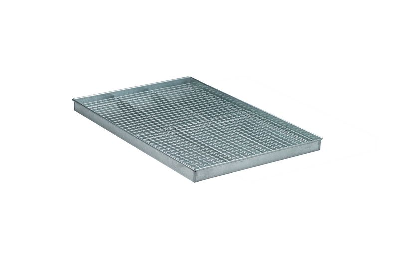 Galvanised Drip Tray 915 Litre x 610W x 50 mmdrip Tray