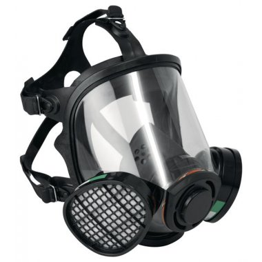 Respirator Full Mask Force10 Twin Cartridge Masks - OUT OF STOCK - place order do not pay for it we will contact you when stock comes in.