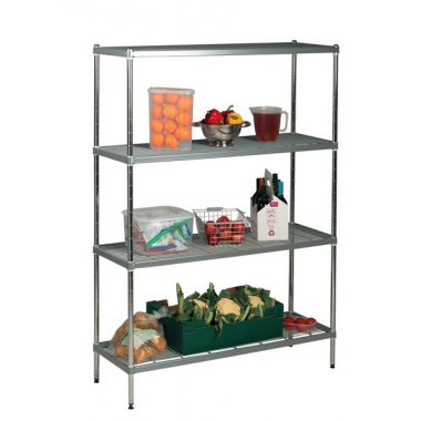 Stainless Steel Shelving Extension Bay Shelving
