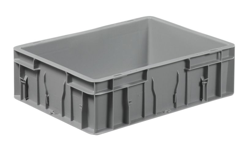 Solid Plastic Stackable Container 9 Litre Storage Containers