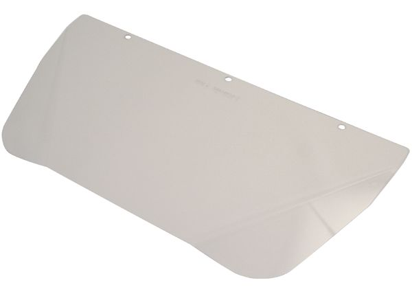 Head Protection Accessory - Polycarbonate Visor