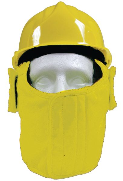 Head Protection Accessory - Flu Yellow Warmer