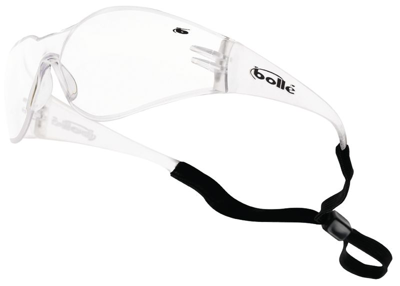Bandido Safety Spectacles Clear Lens