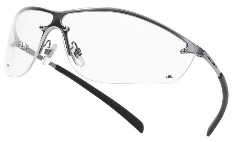Silium Safety Spectacle - Clear Lens