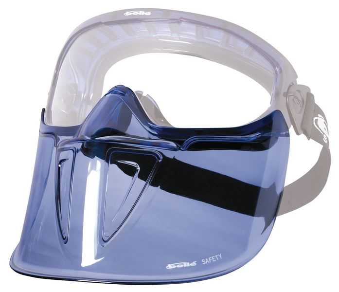 Replacement Visor - Polycarb
