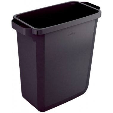 Recycling Container 60 Litre Black Storage Containers