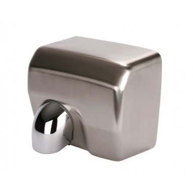 Auto Hand Dryer 2300W Brushed S / Steel Brushes