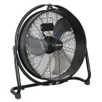 Sealey 20 Inch Orbital Drum Fan Air Conditioning Fans