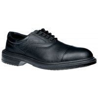 Oxford Leather Shoes Steel Toecap 9 Shoes