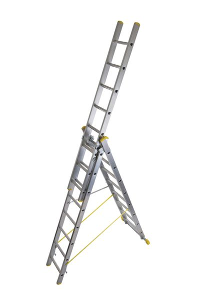 1.8M Box Section Triple Reform Ladder Ladders
