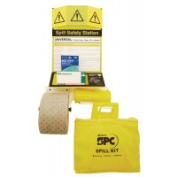 Universal Spill Safety Station / Grab Bag Bags
