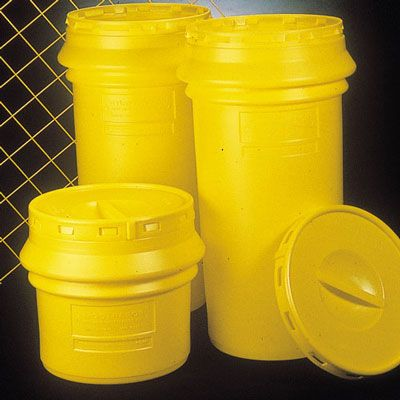 60 Litre Clinical Waste Container Storage Containers