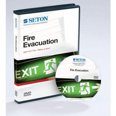 Fire Evacuation Dvd