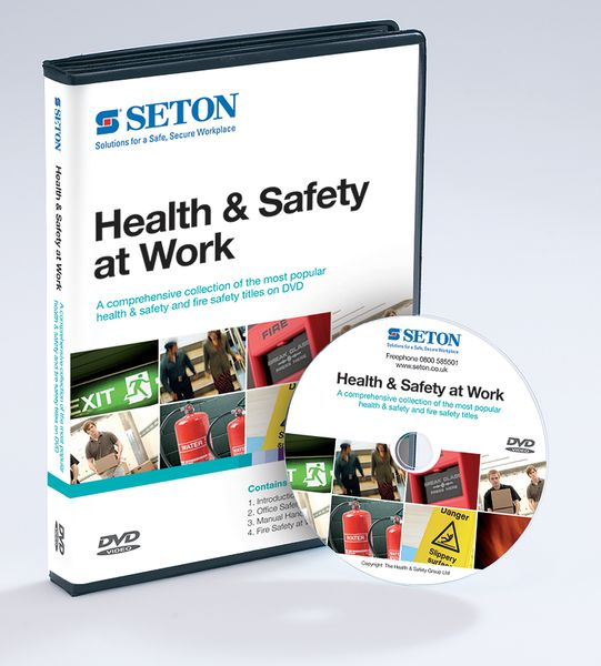 Health And Safety At Work Dvd Compilation