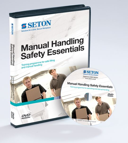 Manual Handling Safety Essentials Dvd