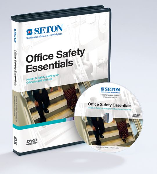 Office Safety Essentials Dvd