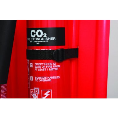 Co2 Extinguisher Strap For Fre0003 / 0004 Fire Extinguisher