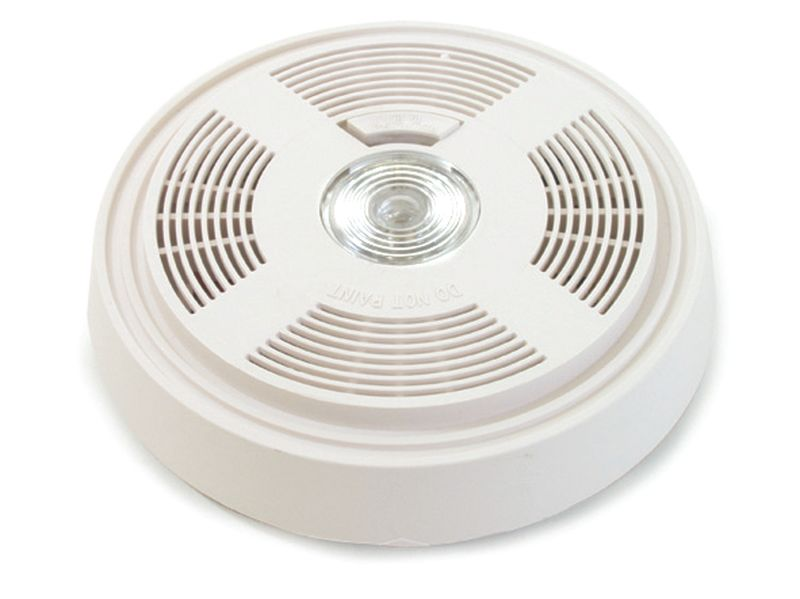 Smoke Alarm With Emergency Escape Light Safety Lights