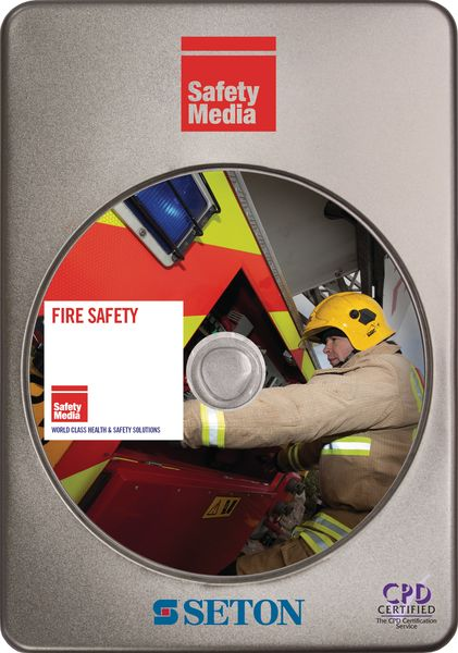 Fire Safety The Facts Dvd 11 Mins