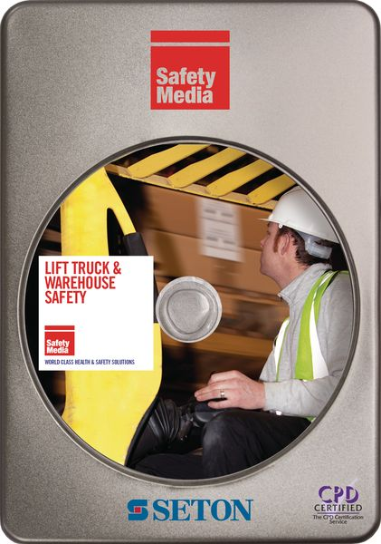 Lift Truck And Warehouse Safety Dvd 22 Min Trucks