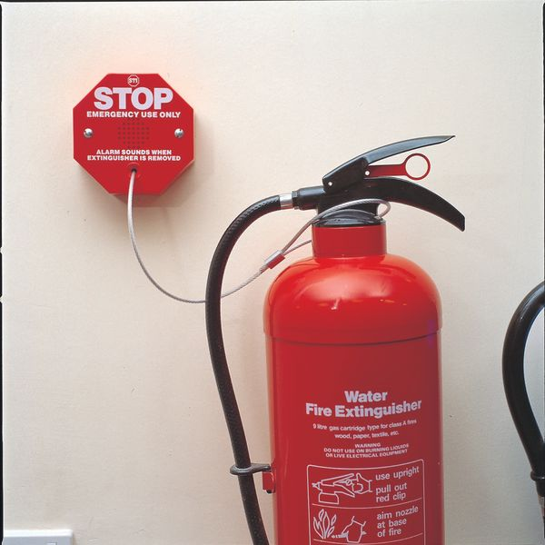 Extinguisher Stopper Fire Extinguishers