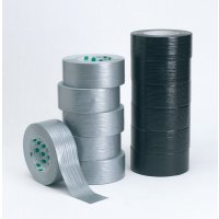 Gaffa Tape Multiusage 50 x 50M Black 6Pack Tapes