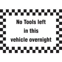 A5 No Tools Left In Vehicle Overnight
