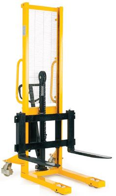 Hydraulic Stacker-Adjustable Table Lifts